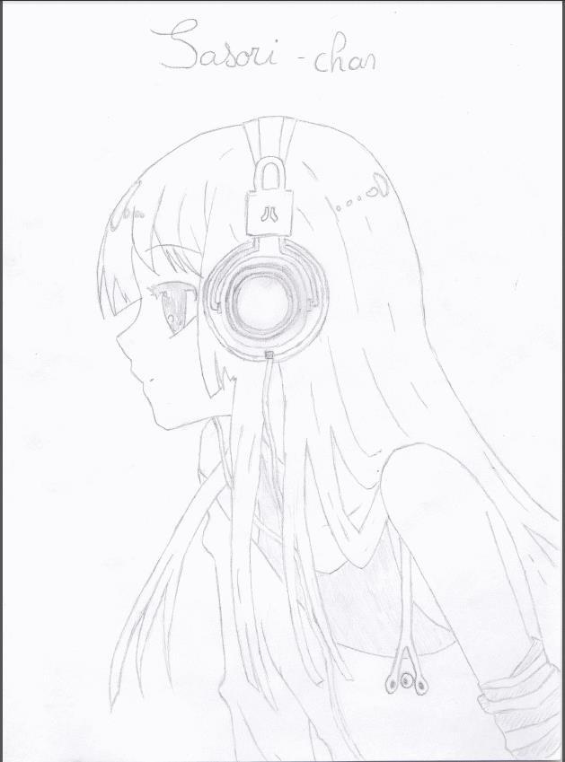K-on dessin
