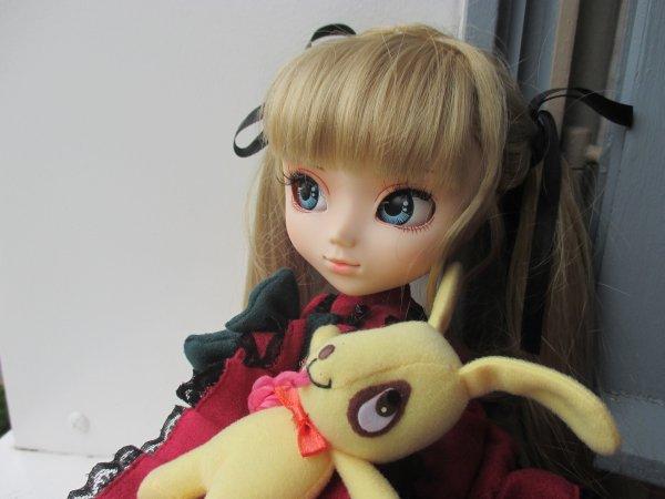 Shinku la belle rose rouge est arrivée♡ (1)