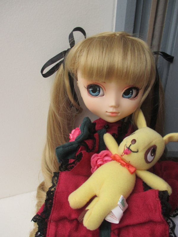 Shinku , la belle rose rouge … <3 (2)