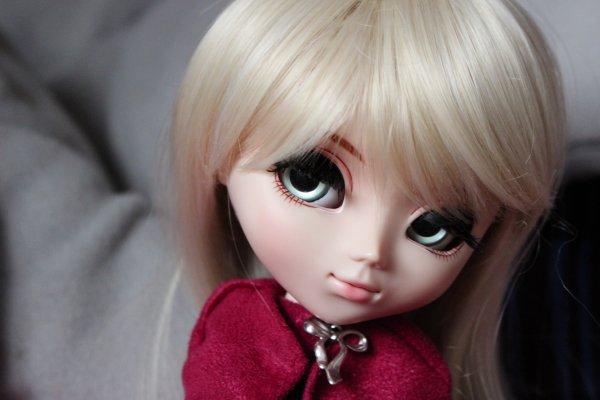 Nouveaux yeux pour Shinku !