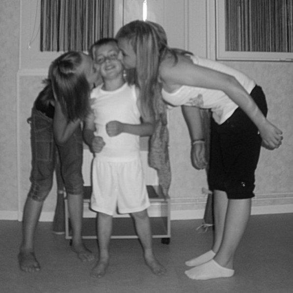 Il y a rien de plus merveilleux que la famille. ♥