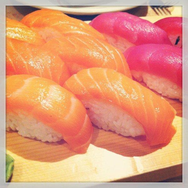_Sushi In Love