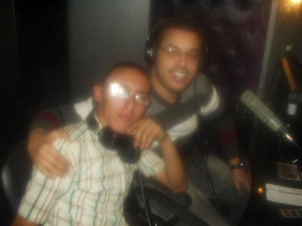 Mehdi and Hamid RADIO PLUS CASABLANCA