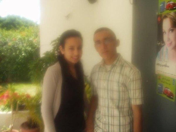 Mehdi and Hanane  RADIO CHADA FM CASABLANCA