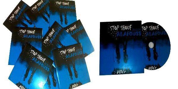 nouvelle album ALAFOUSS VOL1 de groupe STOP SHOUF