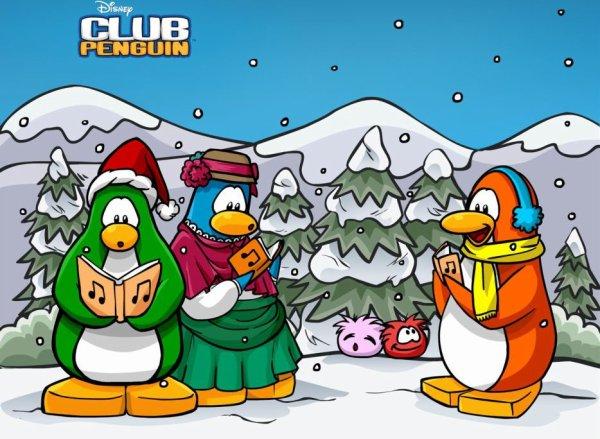 Astuce Club Penguin...