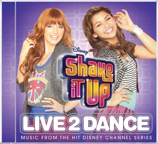 live 2 dance est sortie