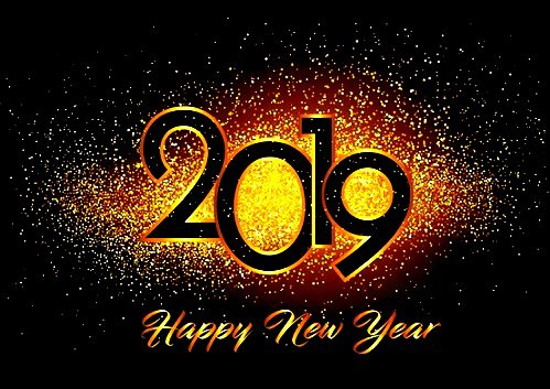 Bonne Année à tous ♥