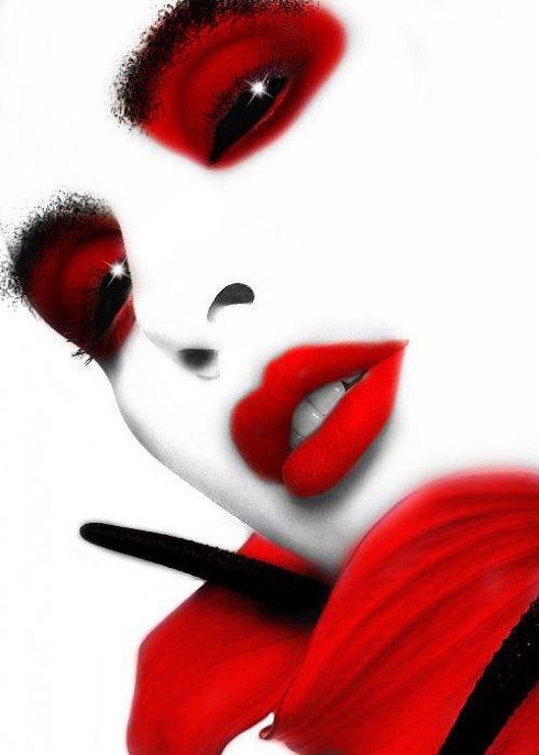 Rouge Passion - Bonne Journée ♥