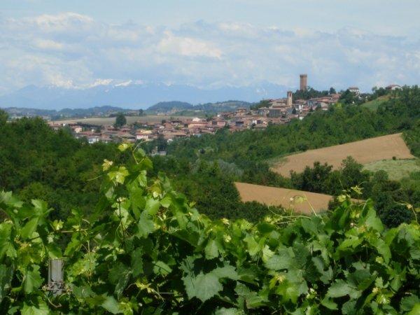 Jumelage de notre village avec un petit village italien Viarigi