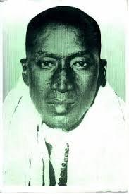 Portrait de Serigne Abdoulahi Mbacké fils de Serigne Touba