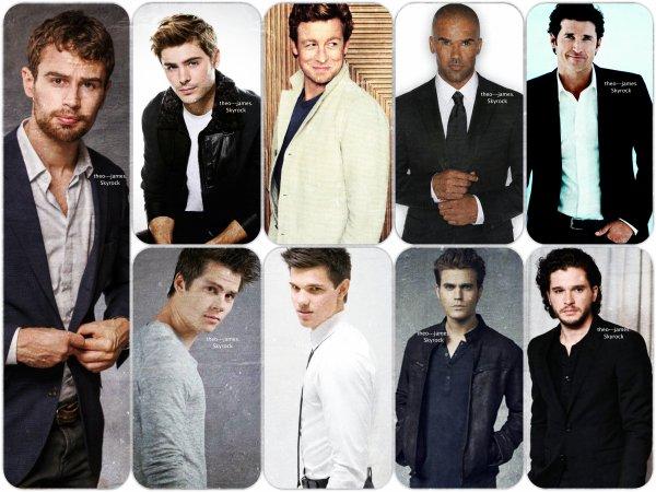 Quel est votre acteurs préféré ?