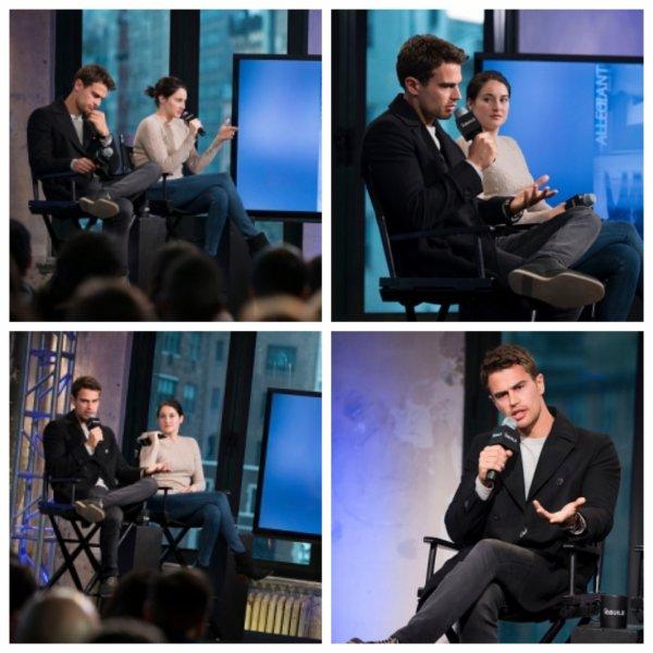 14 Mars 2016 - Parlons des Séries - AOL BUILD