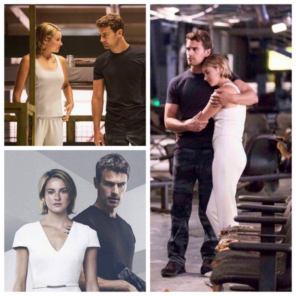 Divergent 3 : Allegiant Partie 1
