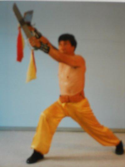 Ji Mo Seung Do= Couteaux Papillon de la Mère et du Fils