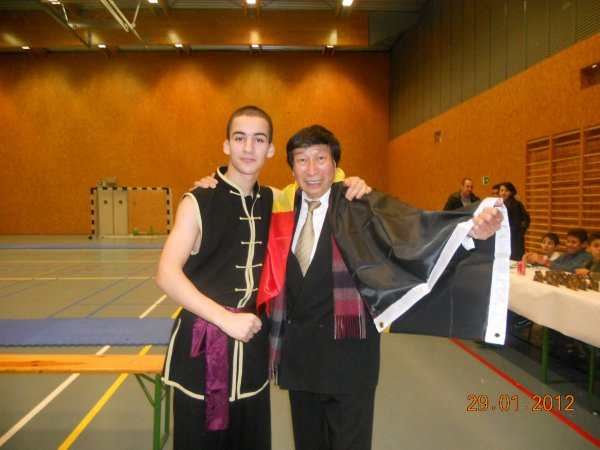 Wong Fei Hung Cup 19 Janvier 2013