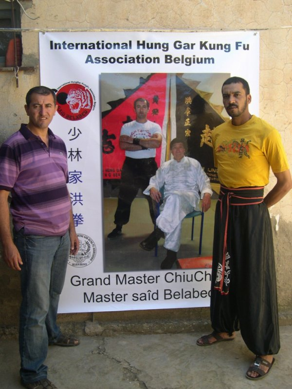 4th Brussels Open Traditionnal Taolu Cup