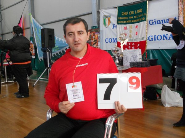 4th Brussels Open Traditionnal Taolu Cup Saturday, January 26th 2013 Centre Sportif Victoria  Rue Léon Autrique, 1081 Bruxelles-Koekelberg (Belgium)
