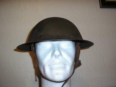 casque US modèle 1917