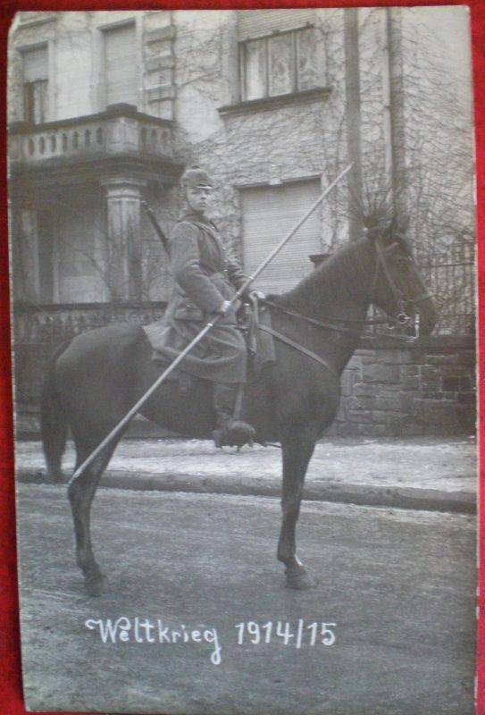 TSCHAPKA PRUSSIENNE MOD ' 1915 A PLATEAU AMOVIBLE