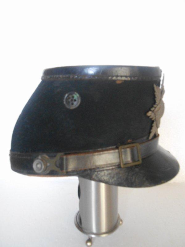 Schako 108° saxon  modèle 1915