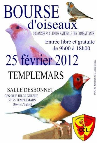 BOURSE DE TEMPLEMARS