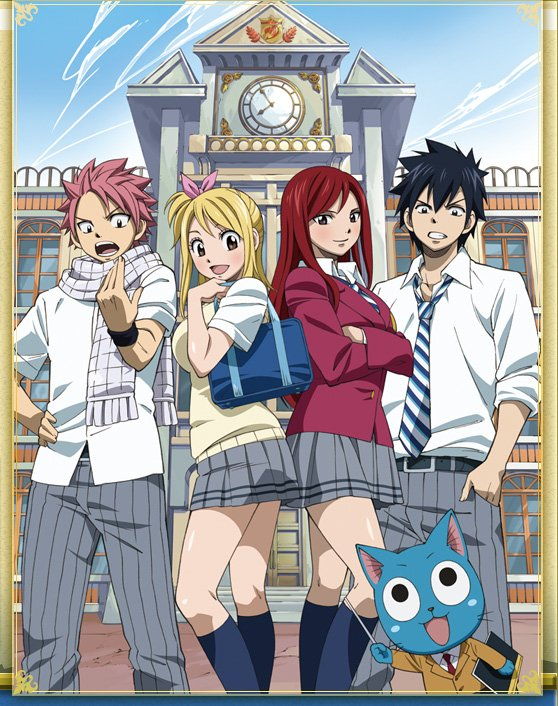 Fairy Tail Academy