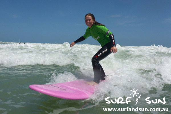 Learn to Surf Middleton