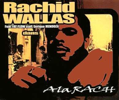 Discographie : A La Rach (maxi) (2002)