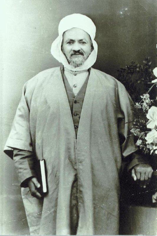 الشيخ إبراهيم بن عيسى حمدي أبو اليقظان