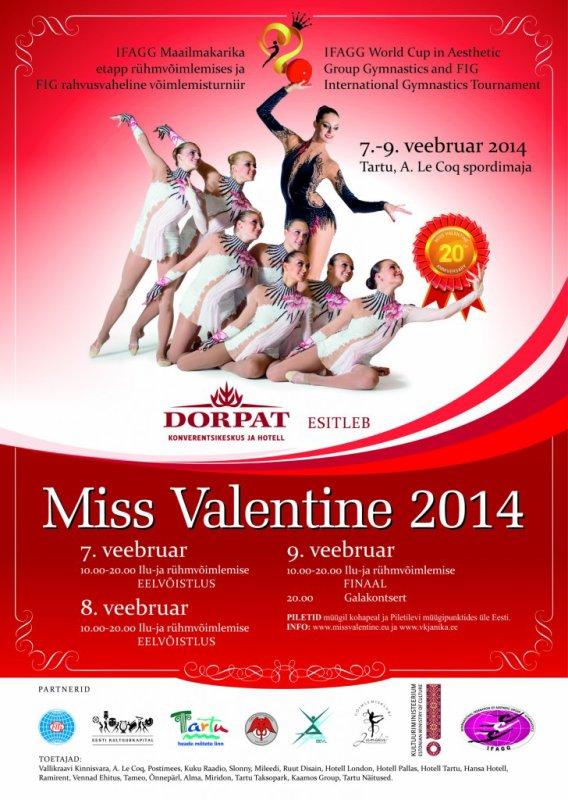 miss Valentine 2014