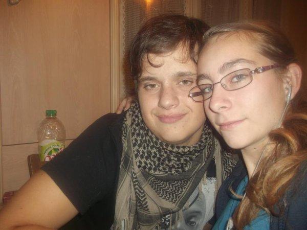 les 18 ans de ma femme <3 <3 <3 <3 =)