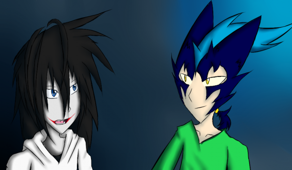 Draw : Jeff et Kuro