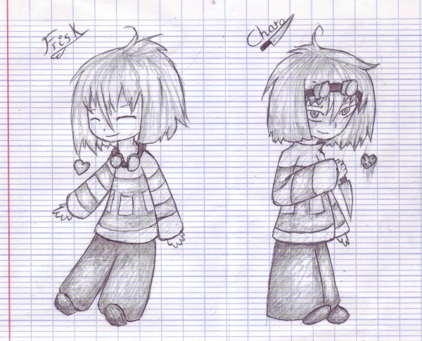Draw/ Avalanche de dessins!