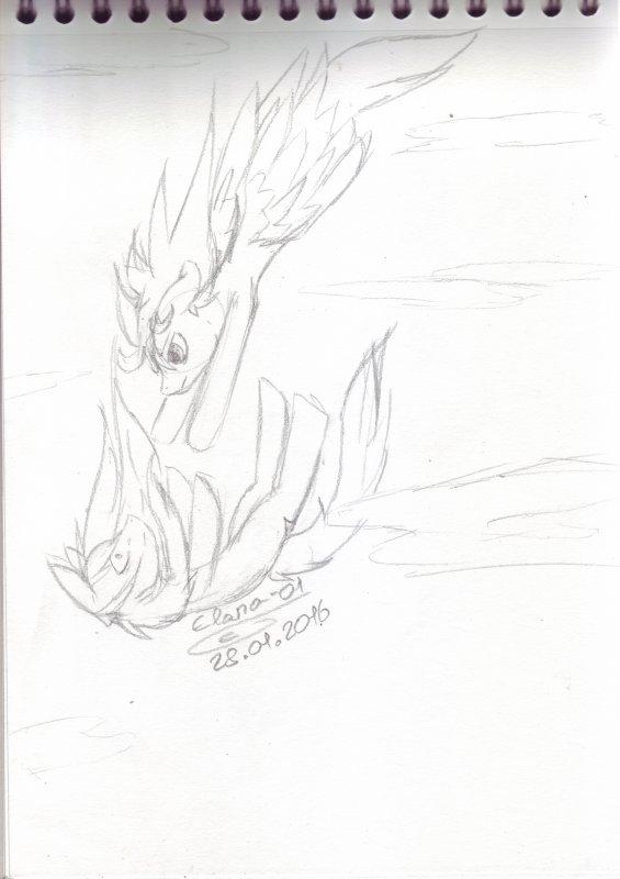 Draw/ Avalanche de dessins!