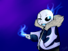 Draw/ Sans (undertale)