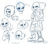 Draw ¤ Snowtale Sans