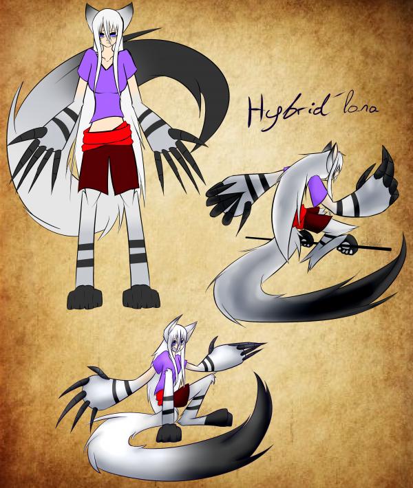 Draw ¤ Hybrid'lana