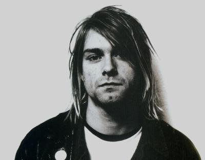 Kurt Donald Cobain...chanteur et guitariste du groupe Nirvana