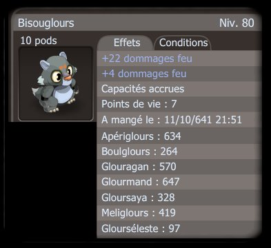 Glours a 100 ! bientot