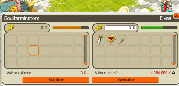 bref j'ai optimiser ma team !