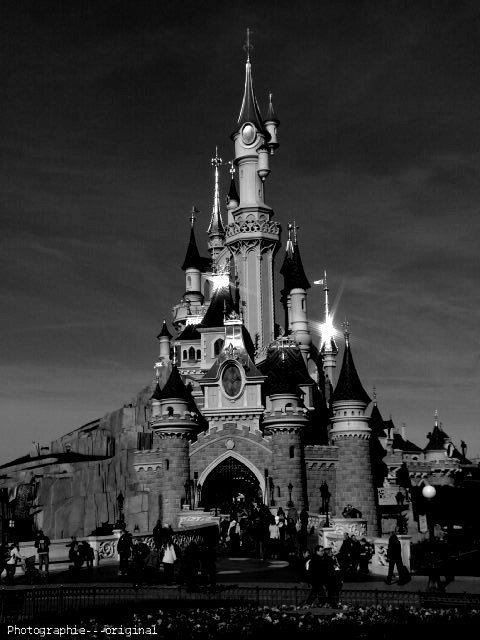 Le château *0*