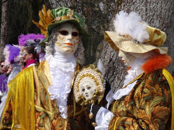 Carnaval d'Annecy 15 mars 2014