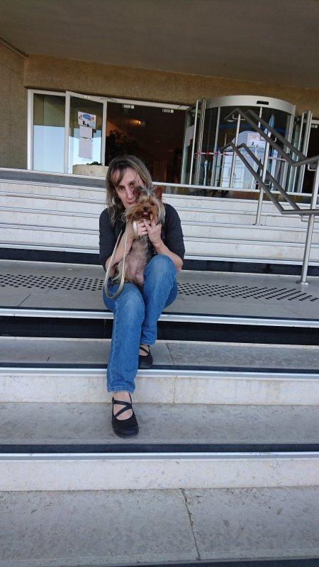 Quelques photos  de l'école Vétérinaire de Lyon  c'était le 15 Octobre 2017