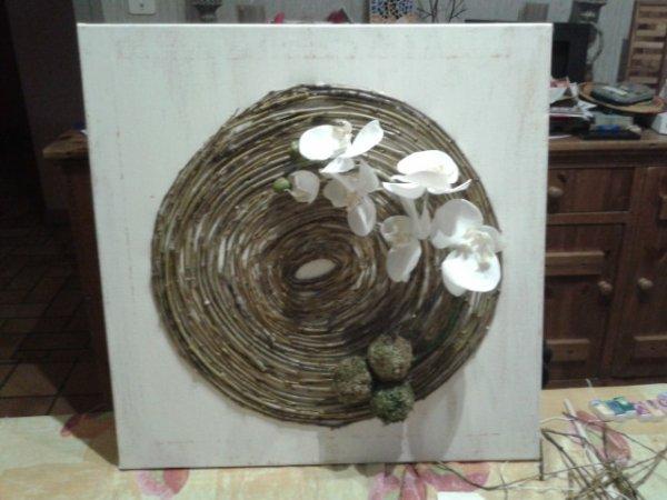 Atelier tableau Floral