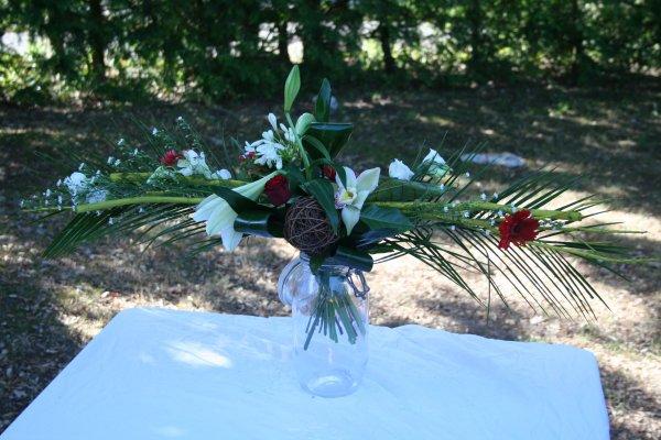 Atelier floral et petite créas