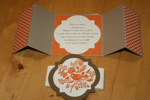 Carton invitation finie!!!!