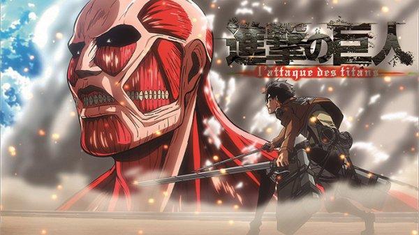L'attaque des titans ( Shingeki no Kyojin)