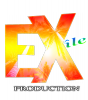 EX' île production (Logo)