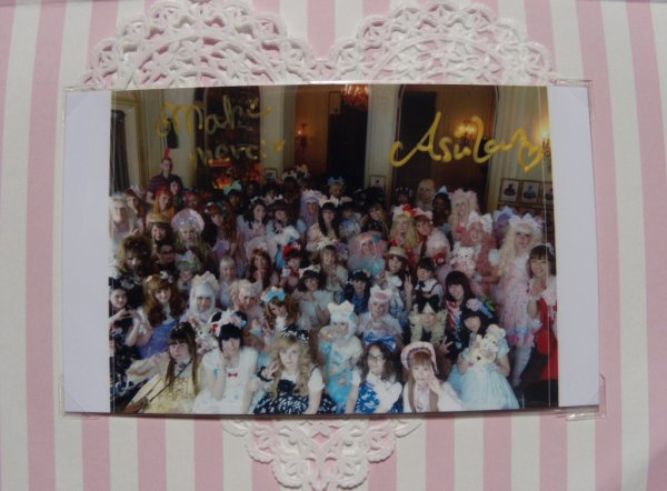 Japan Expo ~ Tea Party Angelic Pretty ~ Convention Lolita